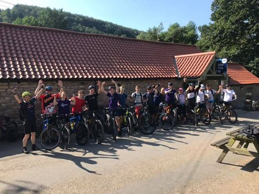 Dalby Forest Cycle Hub
