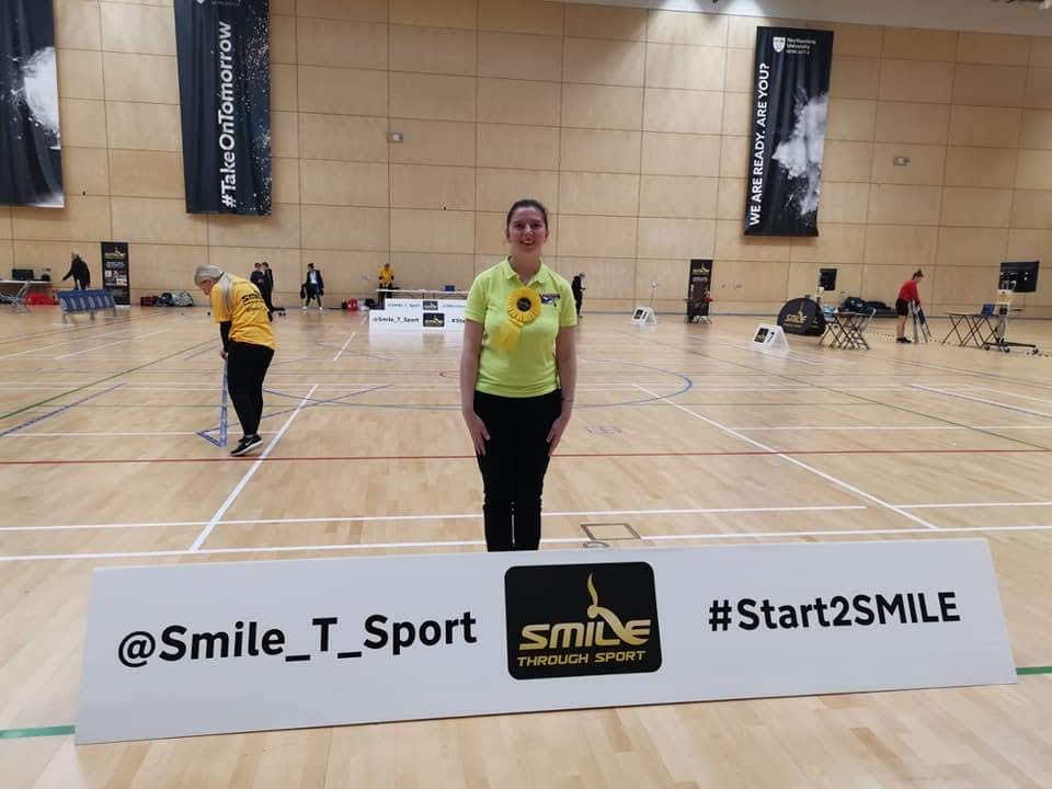 BECKY AT SMILE