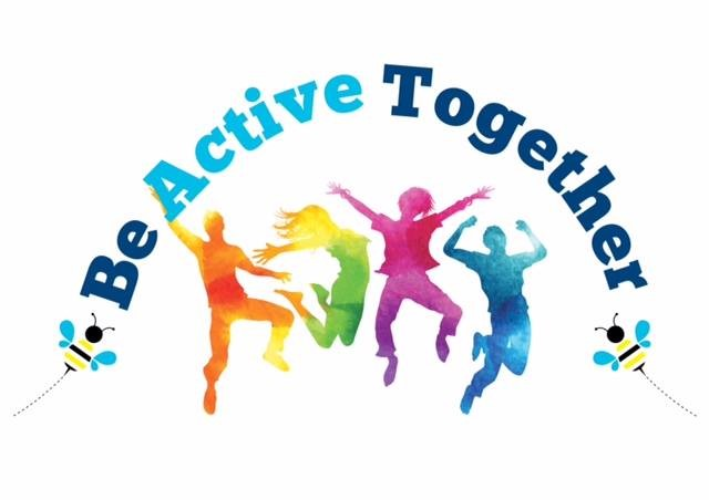 Be Active Together Logo